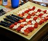 July 4th- kid party food ideas