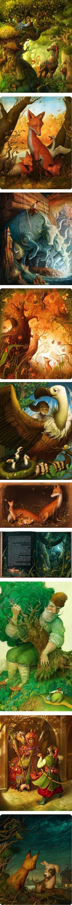 Ivan Sulima. Ivan Sulima is a Ukrainian illustrator who focuses on children's book illustration.