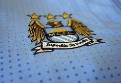 Manchester City 2011 Home Shirt