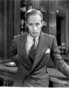 Leslie Howard in Outward Bound 1930