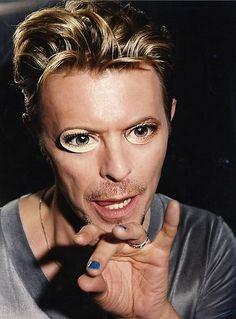 David Bowie, Photo by © David LaChapelle. David Lachapelle, Dorian Gray, David Bowie Eyes, The Thin White Duke, Major Tom, Provocateur, Annie Leibovitz, Jolie Photo, David Jones