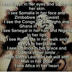 Afrika is the birthplace of the human race. Black Art, Black Women Art, Black Power, Black Girls Rock, Black Girl Magic, Queen Quotes, Girl Quotes, Parks, Black Quotes