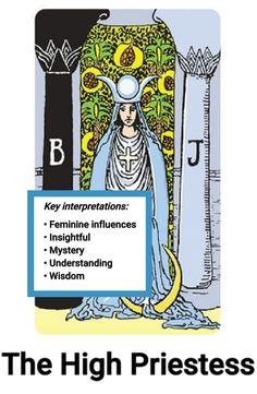 Daily Tarot, Mystery, Wisdom