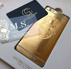 Iphone 6 24k gold