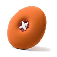 #orange pill hot-water bottle bag