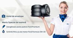 Oferta service de toamna Ford - Meniu special