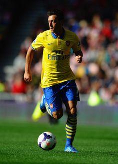 Mesut Ozil - Sunderland v Arsenal - Premier League