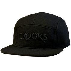 Crooks & Castles Casquette 5 Panel Serif Crooks Tweed Noire: http://everythinghiphop.fr/nouveautes/crooks-castles-casquette-5-panel-serif-crooks-tweed-noire.html #crooksandcastles #crooks #streetwear #casquette #5panel