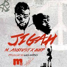 @manifestive & @HipHopPantsula – #Jigah (Prod by Wes Mapes) bit.ly/RVACf5