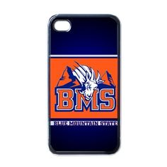 Apple iPhone Case - BMS Blue Mountain State - iPhone 4 Case Cover