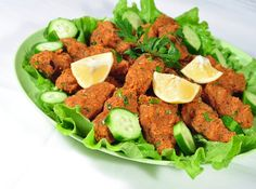 This Turkish food and very delicious. ''Çiğ Köfte'' ''Raw Meat''