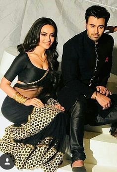 Tv Show Couples, Cute Couples Photos, Indian Beauty Saree, Indian Sarees, Tv Actress Images, House Of Blouse, Saree Gown, Wedding Couple Poses, Tv Actors