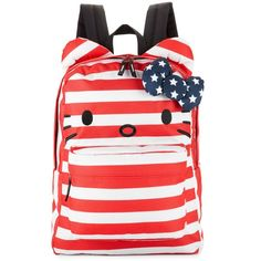 4436058c4b11 Hello Kitty Handbag, Americana Star Backpack ( 33) ❤ liked on Polyvore  featuring bags