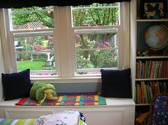 Window seat/bench