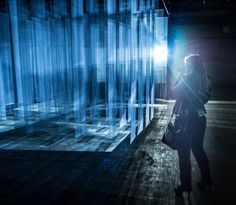 Cage of Light - OMD Photography Playground Berlin 2014