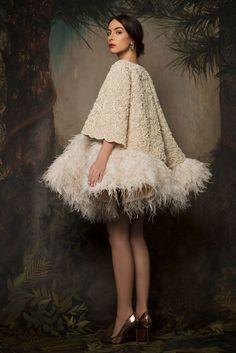 Jabotian Couture | ZsaZsa Bellagio - Like No Other Chanel Couture, Valentino Couture, Haute Couture Fashion, Look Fashion, High Fashion, Fashion Show, Womens Fashion, Fashion Design, Gothic Fashion