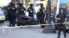 Suspect the 17-year-old guy of the Barcelonian terrorist attack: there was a photo