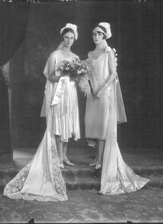 Art Porcelain Dolls by Oksana Saharova - Презентационное придворное платье 1920-х гг.