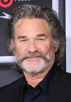 Kurt Russell- still looking good in his 60's