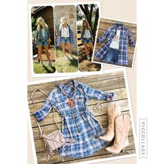 $29 SALE!!! Sweet Virginia Chambray Plaid Shirt Dresses ~ S, M, L & XL ~ super cute can be worn as a dress or a long flannel shirt open like a cardigan 🙌🏽💋 online now ~ #musthave www.lilbeesbohemian.com #western #westernlove #westernstyle #socute #country #countrygirl #southern #dixie #southerncross #georgiagirl #sweetvirginia #grits #boho #desertboho #gypsy #countrymusic #readyforfall #texasbabe #texas #ilovetexas #texan #countrystyle #rancher