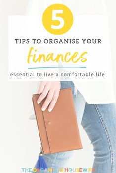 Before the next season starts, give your finances a spring clean. Take the time to understand your short and long term goals, which Budgeting Finances, Budgeting Tips, Organised Housewife, Long Term Goals, Living On A Budget, Finance Organization, Create A Budget, Finance Tips, Understanding Yourself