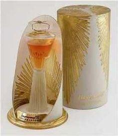 1937 Lucien Lelong Impromptu Perfume Bottle