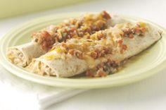 Chicken Enchiladas - Little House Living
