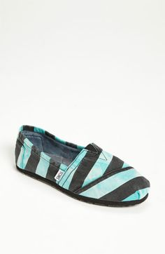 TOMS 'Beckett Classic' Slip-On (Women) available at Nordstrom    WANT!!!
