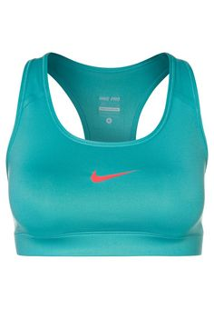 1c8a6dbfd06b2 Nike Performance NEW NIKE PRO BRA - Sports bra - turquoise Athletic  Outfits