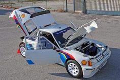 Peugeot 205 T 16 1985