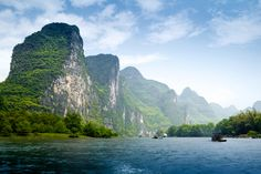 Li River, China | 30 Sights That Will Give You A Serious Case Of Wanderlust. I want to go everywhere!