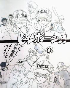 Read from the story Xả ảnh Hataraku Saibou by (Lu Ngáo) with 589 reads. Noragami, Me Me Me Anime, Anime Love, Kuroko, Haikyuu, Manga Anime, Anime Art, Boruto, Tamako Love Story