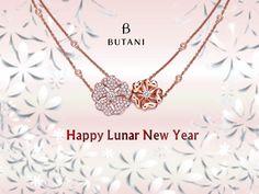 Butani Jewellery wishing all A very Happy Lunar New Year #Butani #ButaniJewellery #Diamonds #Bloom