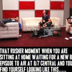 waiting for new Big Time rush episodes :)