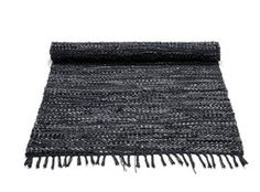 We believe great sustainable design demands excellent quality. Recycled Rugs, Bed Stand, Knit Rug, By Lassen, Solid Rugs, Black Rug, Home Rugs, Contemporary Rugs, Sustainable Design