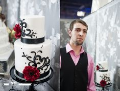 Bridal fantasy edmonton 2013, the art of cake