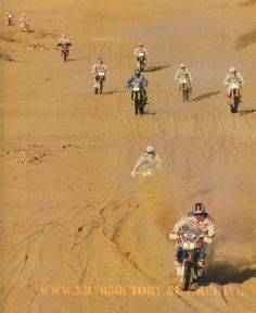 Pictures from late 80's (II) | XRV650Story