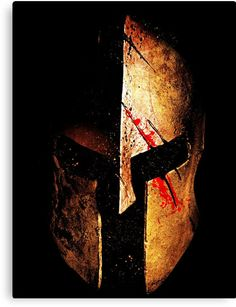 Spartan Canvas Print is part of She Wolf tattoos Deviantart - Canvas print Arrives ready to hang Additional sizes are available enjoy! Spartan Man, Spartan Warrior, Body Art Tattoos, Sleeve Tattoos, Spartan Tattoo, Greek Warrior, Warrior Tattoos, God Of War, Tiger Tattoo