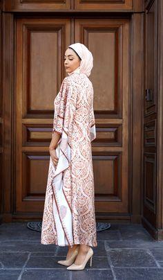 Hamra Formal Kaftan Abaya Dress-Beige   Modest Kaftan Dress   Artizara – ARTIZARA.COM Modest Dresses, Formal Dresses, Maxi Dresses, Kaftan Abaya, Muslim Dress, Abayas, Sheer Fabrics, Cut And Style, Hijab Fashion