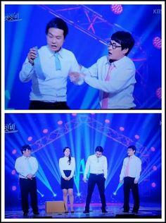 KBS 개그콘서트, 렛잇비 Let It Be , 2014.12.28(일) 저녁 9시 15분~  #KBS개그콘서트 #GagConcert