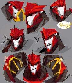 Recommended for you / Tumblr knockout transformers  robots in disguise