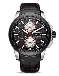 Rodania Black  xseba - 25053.26 Watch