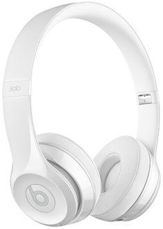 Beats SOLO3 Bluetooth heyrnartól - Hvít