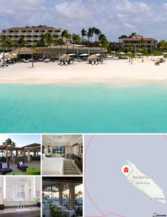 Located in Eagle Beach between Oranjestad and Palm Beach, this hotel lies on one of Aruba's most beautiful beaches, near to all the important sights.