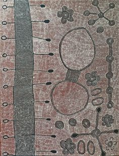 Yalti Napangati - Marrapinti nose bones ceremonies