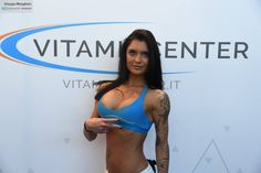 Silvia Pegoraro #teamVitaminCenter #RW16 #riminiwellness #fitness #bodybuilding #italia