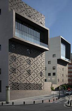 Centro BBK Sarriko, Ibarrekolanda, Bilbao