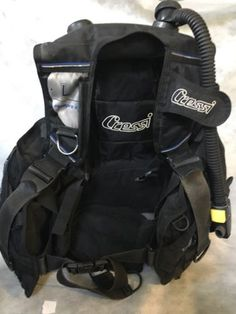 Cressi #scuba #diving dive bcd aquapro 5 #large,  View more on the LINK: 	http://www.zeppy.io/product/gb/2/272412591901/