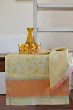 #LinenWay #Linen #Napkin #Hemstitch # DinnerNapkin #Contemporary #Bright #LinenNapkin