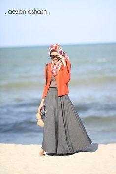 кто сказал, что хиджаб не может быть стильным?